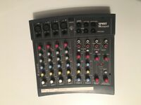 Soundcraft Spirit Notepad Mixer