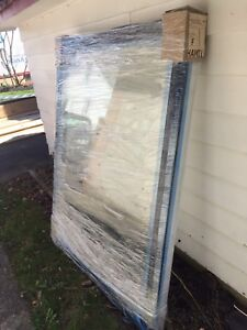 Large window , brand new.  Taking best offer