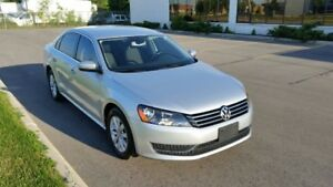 2014 Volkswagen Passat 1 Owner,Like New! Certified!!
