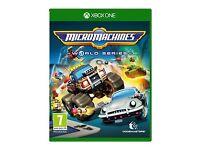 MicroMachines World Series Xbox One