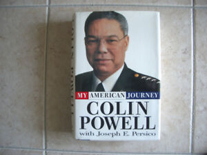 Colin Powell's Autobiography Book - Very Interesting Read