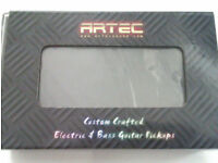 Artec Soapbar Bass Guitar Pickup.