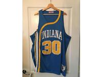 NBA stitched basketball jersey Indiana Pacers no.30