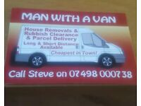 MAN WIV VAN