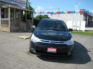 2009 Ford Focus SES - SUNROOF