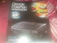 George forman.(never used) no need for it