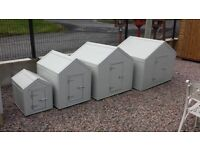 Dog kennels and Hen arks and Galvanised dog pens runs great quaility