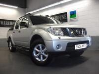 Nissan Navara 2.5 DCI OUTLAW DOUBLE CAB LTR 4X4
