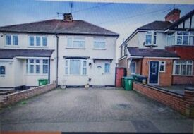 Watford 3 bed semi to let