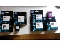 HP 901 printer cartridges