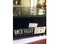 ROCH VALLEY DANCE/STAGE SHOES SIZE 8