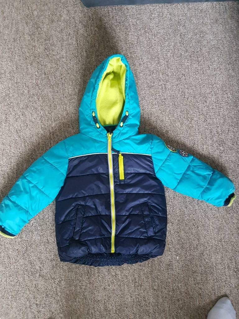 Winter jacket NEXT size 1.5 2yrsin Bournemouth, DorsetGumtree - Winter jacket for boy, Next size 1.5 2 yrsVery good condition, no stainsCollection from southbourne bh6