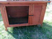 Rabbit/Guinea Pig Hutch Used