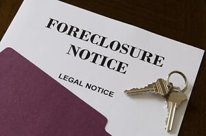 Are you facing a foreclosure?