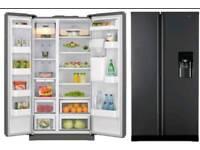 Samsung American Style Fridge Freezer with Water Dispenser