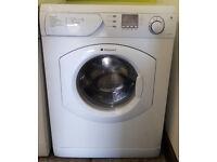 £120 White Hotpoint Washing Machine - 6 Months Warranty