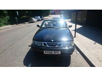 Saab 93 convertible summer fun 12 months MOT SWAP