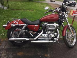 Bon deal!!! Harley Sportster 2007