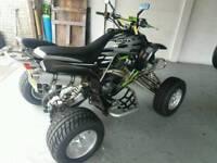 Quad yamaha raptor 660r
