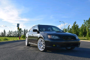 Subaru legacy gt swap wrx négociable!