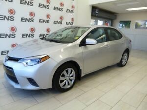 Toyota Certified 2015 Corolla LE