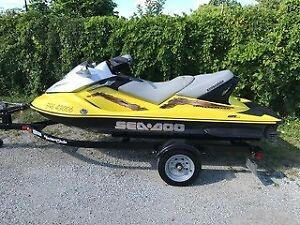 2003 Seadoo GTX supercharged. Great Condition, Ready for water!