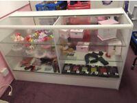 Retail Shop Counter, Excellent Condition