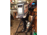 Yamaha 9.5hp 9.5A Longshaft Two Stroke- Breaking For Spares