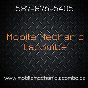 Mobile Mechanic Lacombe and Area automotive or heavy duty