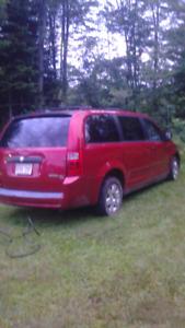 2009 Dodge Grand Caravan Minivan, Van