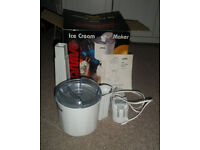 PRIMA SOFT ICE CREAM MAKER - IN BOX