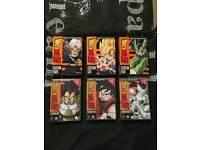 Dragon Ball z season 1-6