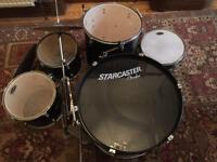 Fender Starcastor drum kit