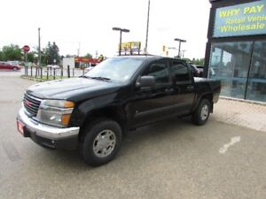 2007 GMC Canyon SLE Z71 4X4  GREAT TRUCK