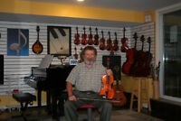 Violin, piano, cello, etc. theory  in Kanata South