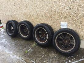 5 108 alloy wheels