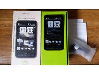 HTC HD2 Windows Phone Black (Unlocked) Smartphone. Mobile phone. Not a scratch on it.