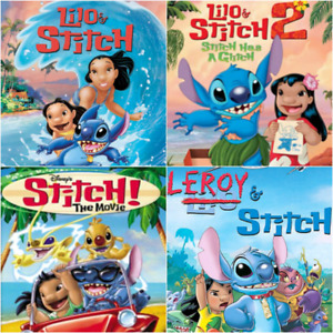 Wanted! Stitch Movies!!