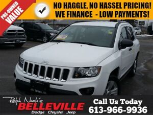 2016 Jeep Compass Sport-a/c-abs Brakes and Traction Control