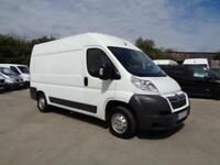 CIROEN RELAY 2.2 HDi (130PS) | MWB | TAIL-LIFT | 1 OWNER | LOW MILES | 2012