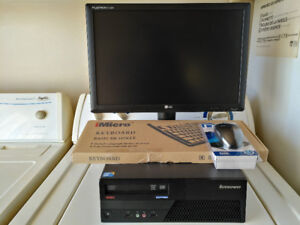 Ensemble complet 3Ghz 8Go DDR3 2To SATA Win 10