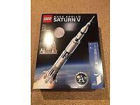 Lego NASA Saturn V 21309 BNISB