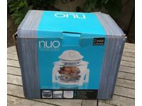 NEW IN BOX NUO FORM & FUNCTION MINI HALOGEN OVEN