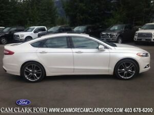 2016 Ford Fusion Titanium - All-Wheel Drive -  Leather Seats -
