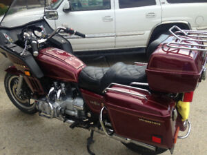 1982 Honda Goldwing GL1100 Interstate