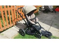 QUINNY MOODD PUSHCHAIR AND ACCESSORIES