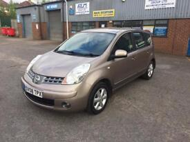 2008 NISSAN NOTE 1.4 LOW*MILEAGE