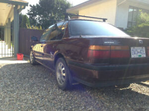 1990 Honda Accord EX/EXR Other