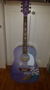Guitar and case  $110