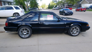 91 5.0l Ford Mustang